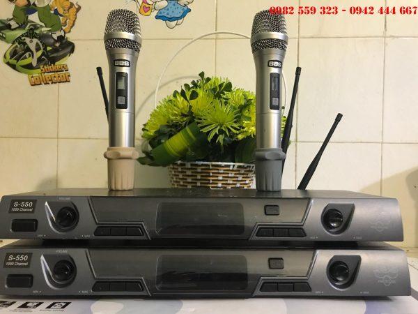 cho thuê micro không dây karaoke
