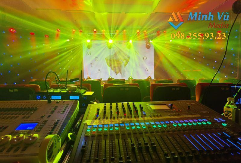 Các hạng mục âm thanh ánh sáng sự kiện