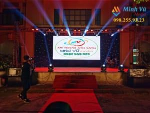 Minh Vũ Media cho thuê âm thanh ánh sáng chuyên nghiệp