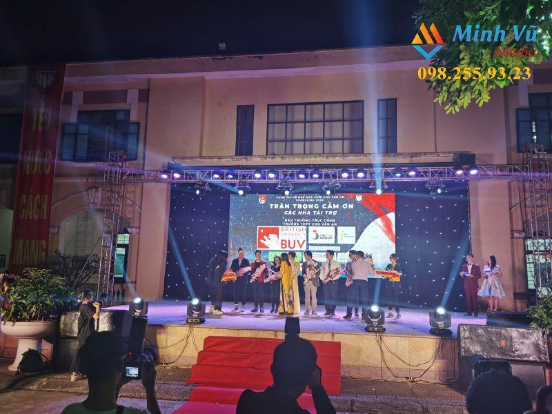Minh Vũ Media cho thuê thảm đỏ sự kiện