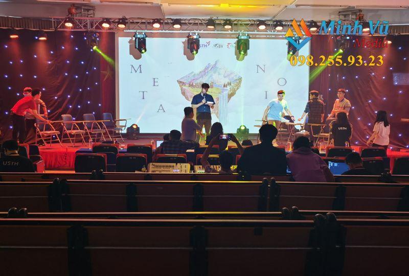 Minh Vũ Media - chuyên cho thuê âm thanh ánh sáng uy tín