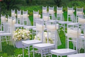 Cho thuê bàn ghế cưới hỏi giá rẻ tại Thanh Xuân, Hà Nội