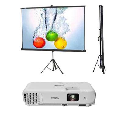 Cho thuê karaoke kết nối máy chiếu màn chiếu hình ảnh full HD