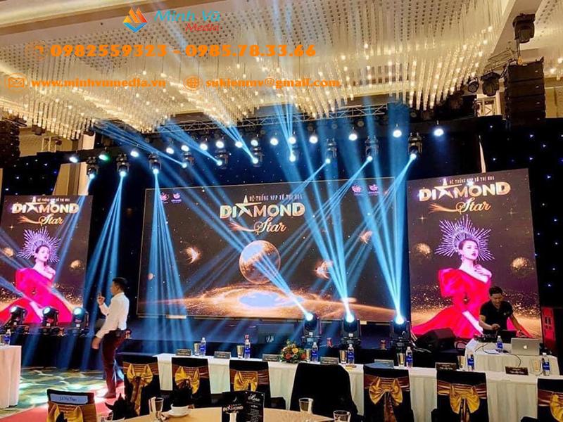 Thuê ánh sáng sự kiện chuyên nghiệp tại Hà Nội
