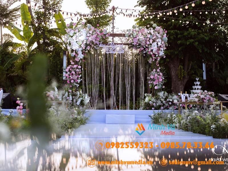 Công ty trang trí đám cưới uy tín