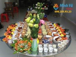 Minh Vũ Media - nhận đặt mâm cúng khai trương trọn gói