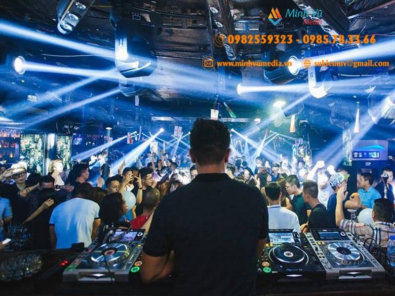 Cho Thuê DJ Nam Chơi Sự Kiện