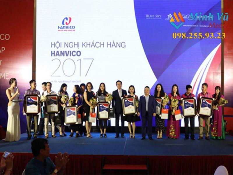 Hội nghị khách hàng do Minh Vũ Media tổ chức