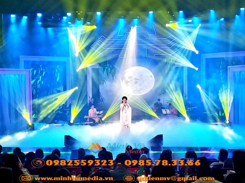 Bảng giá cho thuê ánh sáng sân khấu