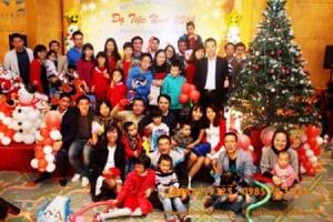 Minh Vũ - chuyên tổ chức tiệc giáng sinh trọn gói cho doanh nghiệp
