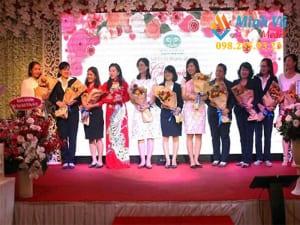 MInh Vũ nhận tổ chức sự kiện 8/3 cho công ty trọn gói