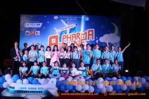 Minh Vũ Media tổ chức sự kiện cho sinh viên giá rẻ