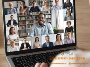 Tổ chức sự kiện online giúp tiếp kiệm nhiều chi phí và thời gian