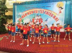 Các hoạt động cho bé trong sự kiện