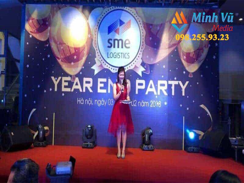 Minh Vũ - đơn vị tổ chức tiệc tất niên trọn gói