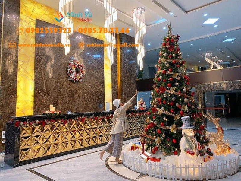 MInh Vũ Media - đơn vị trang trí Noel tại Hà Nội chuyên nghiệp